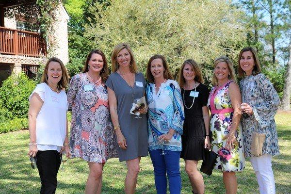Julie Lovein, Tallie Pipkin, Deanna Carrillo, Anna Downey, Kim Chitty, Julie Beimler, Susan Davenport