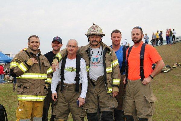 Georgia Pacific Fire Team: Chad Hutcheson, John Tupper, Andy Hale, Mike Carver, Steve Tupper, Olen Lynn