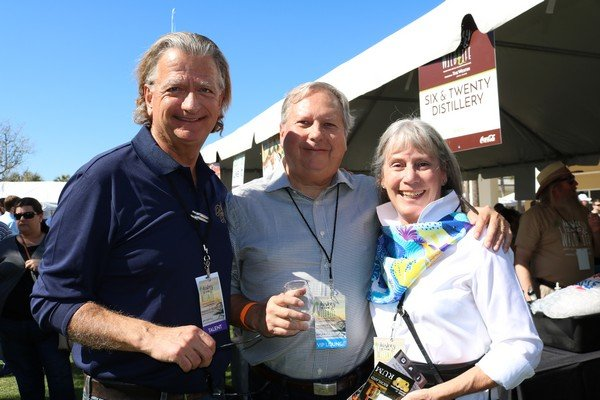 Erik Vonk, Robert and Kathy Muller