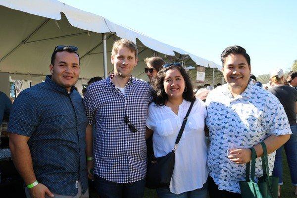 Adam Tazi, Josh Lane, Beatrice Soler, Lorenzo Soler