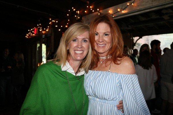 Allison Ross, Sharon Ritchey
