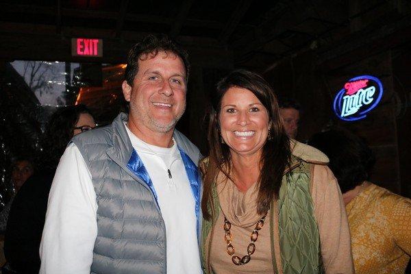 Jamey and LeAnn Duckworth