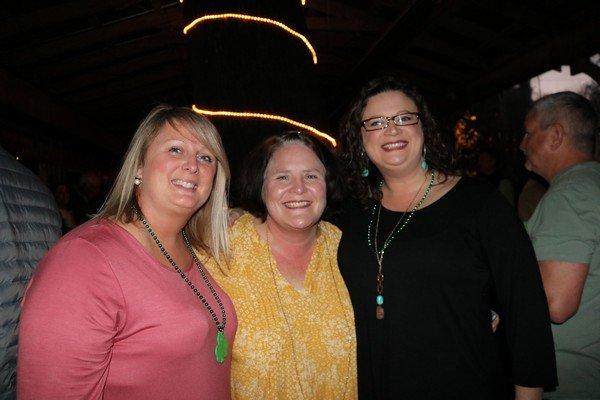 Allison Neidhardt, Nettie Alexander, Tavia Harrison