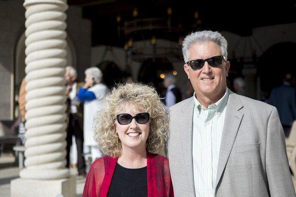 Julie and Kevin Hancock