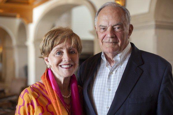 Nancy and Paul Pandolfi