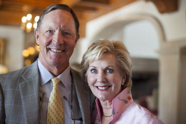 Peter and Deborah Murphy