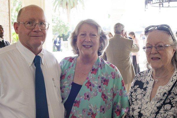 Wayne and Miriam Lancaster, Barbara Diemmer
