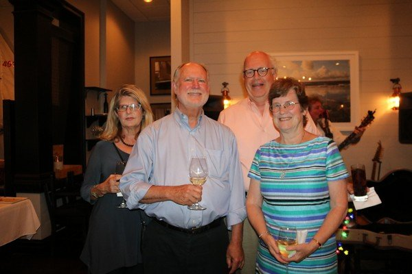 Cindy Martin, Steve Spears, Don and Susan Meyers