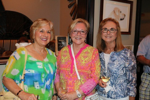 Jan Lemasters, Carolyn Dowdy, Melissa Canaday
