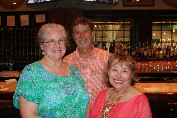Susan Shipman, Don Maxey, Kaki Thurber