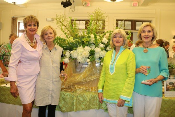Liz Demato, Jan Bangert, GeeGee Adams, Joan Neely
