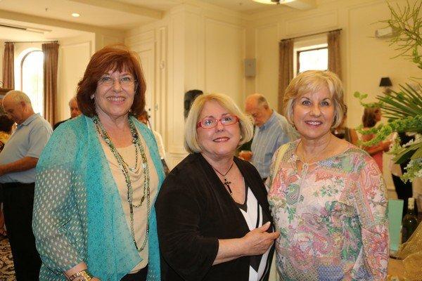 Kay Cantrell, Nan Marie O'Hara, Jan Lemasters