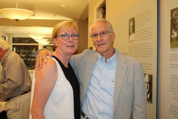 Gail Cook, Lance Lipman