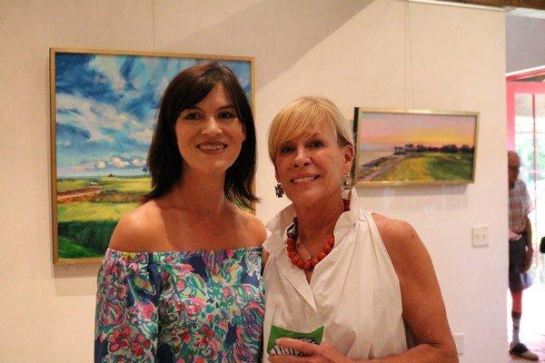 Jennifer Banker, Nancy Studdard