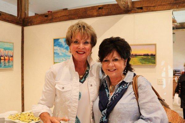 Liz Demato, Gail Butler