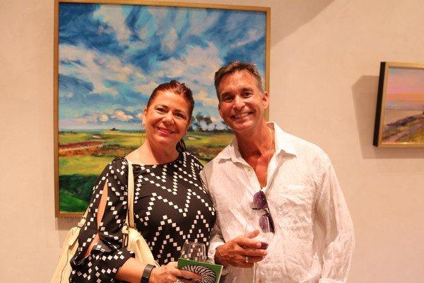 Nancy and Matthew Botsford