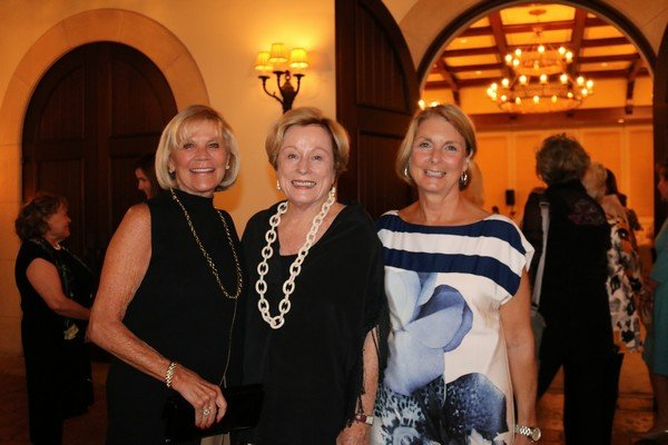 Linda Jaje, Margie Stockton, Christine Walden