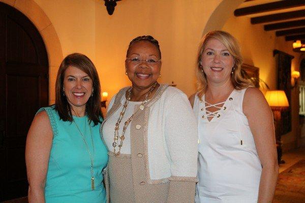 Mary Jo Prater, Abra Lattany-Reed, Alisha Seymour