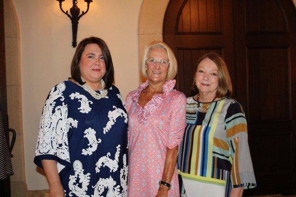 Cary Greenfield, Lillian Clarke, Lynda Tye
