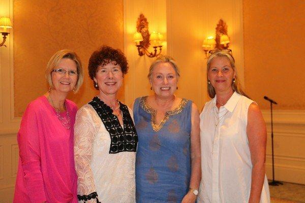 Pug Schwartner, Marie Artman, Cheryl Moran, Donna Mastrianni