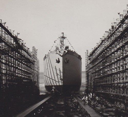 Liberty Ship JB Duke