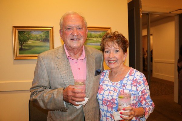 Bill and Lynn Stewart