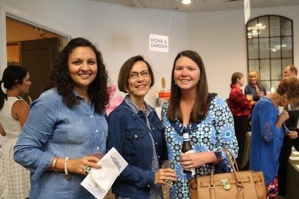Leah Hall, Lynn Chapman, Christy Stokes