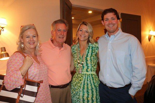 Mandi and Kelly Kirby, Lanier Brooks, Luke Pigge