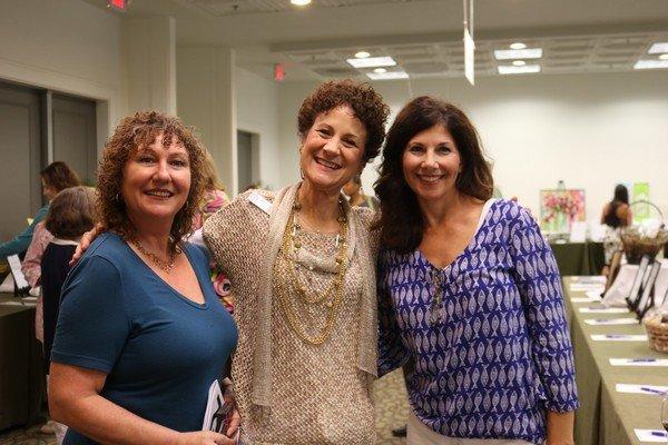Kat Nesbit, Michelle Lane, Dr. Sage Campione