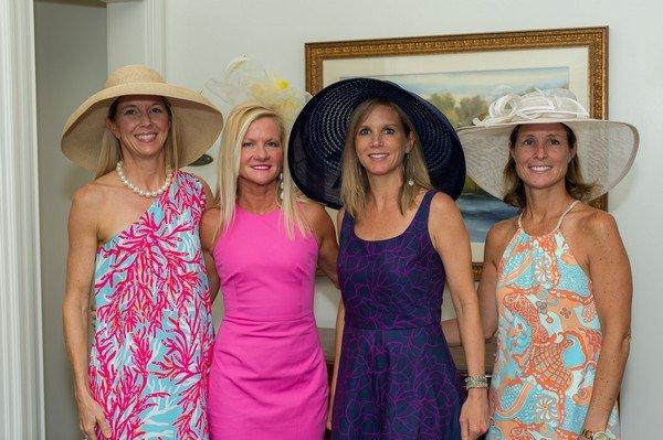Catherine Wood, Dana Watkins, Catherine Squire, Marybeth Steilen
