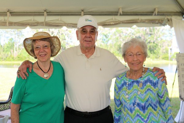 Lynn and Wally Forsythe, Barbara Whitney