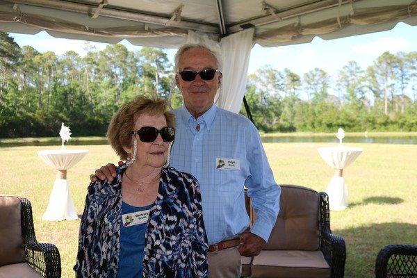 Barbara and Ralph Bush