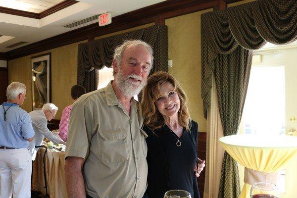 Jim Drury, Pat Tharin