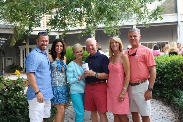 Clay and Melissa Cain, Lyn and Franklin Conner, Darby and Tracy Gross