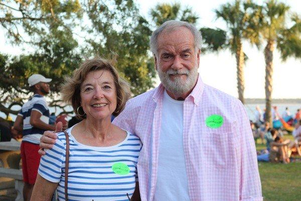 Margaret Lenne, Fred Powell