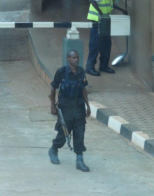 Uganda Security