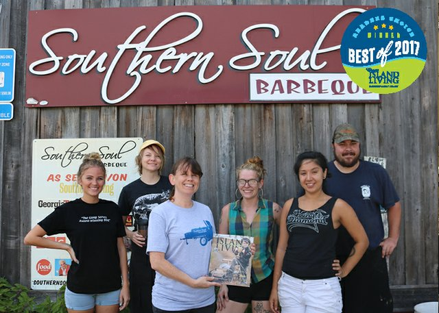 Southern Soul Barbeque - Place to Eat with Locals, Sweet Tea, Barbeque, Brunswick Stew, Mac & Cheese