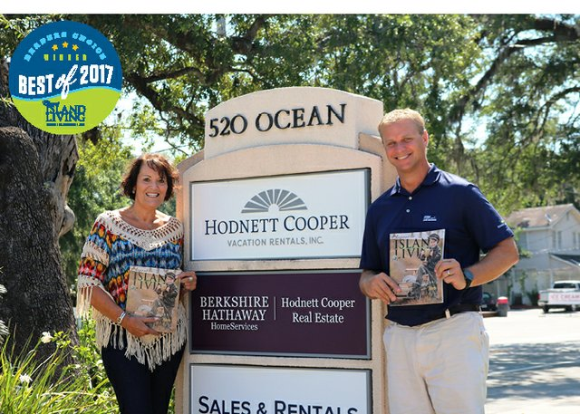 Hodnett Cooper | Berkshire Hathaway - Real Estate Firm, Vacation Rentals