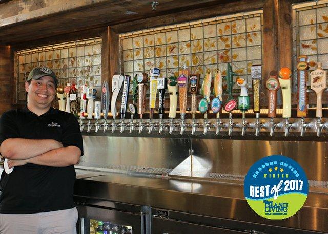 Mellow Mushroom - Best Beer Selection (Bar/Restaurant)