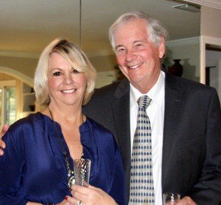 Judy and Ken Wallin