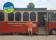 Saint Simons Colonial Island Trolley Tours - Trolley Tour