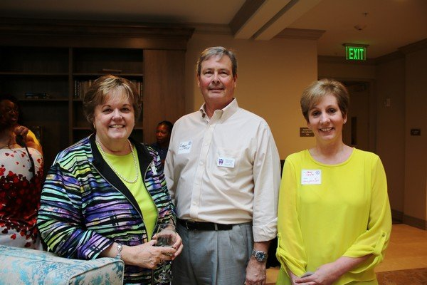Janice Miller, Robert Cable III, Mary Cason