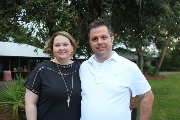 Alyssa and Alan Wells