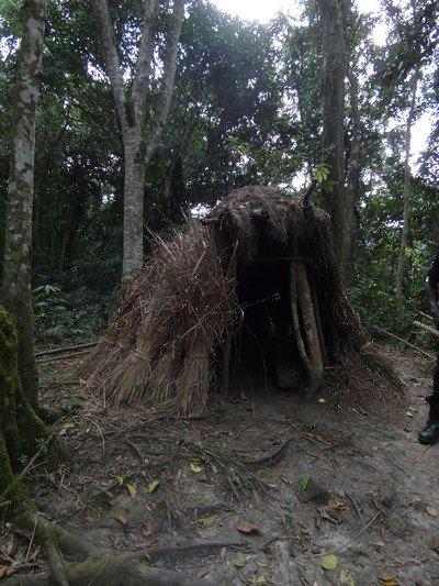 Batwa village