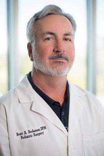 Dr. Brett Bodamer Parkwood Podiatry