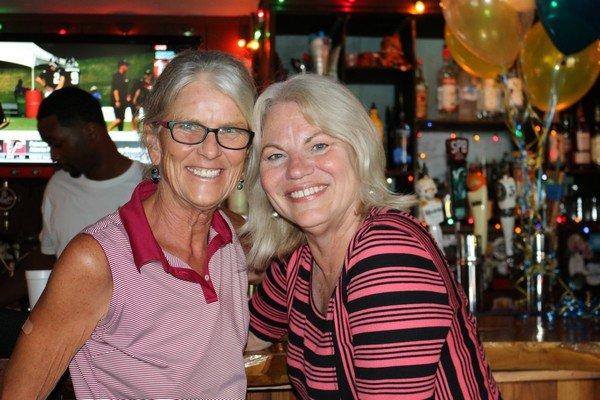 Pat Galloway, Janice Applegate