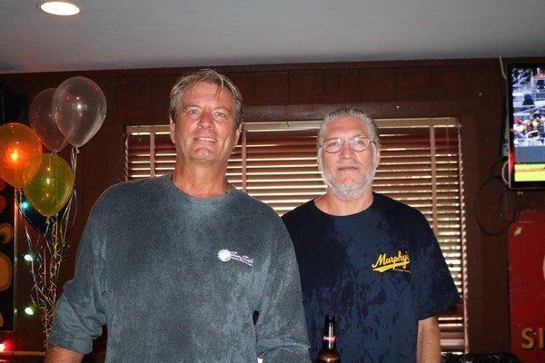 Randy Frost, David Frost