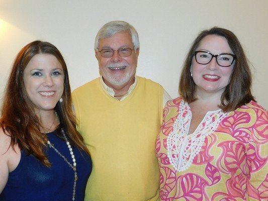 Joanna Eberly, Dr. Mike and Kandyss Cordle