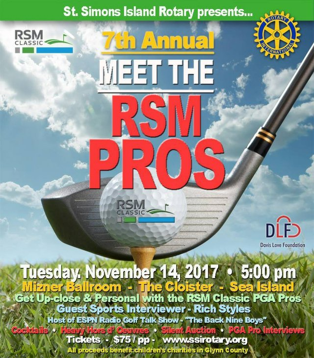 Meet the RSM Pros 2017