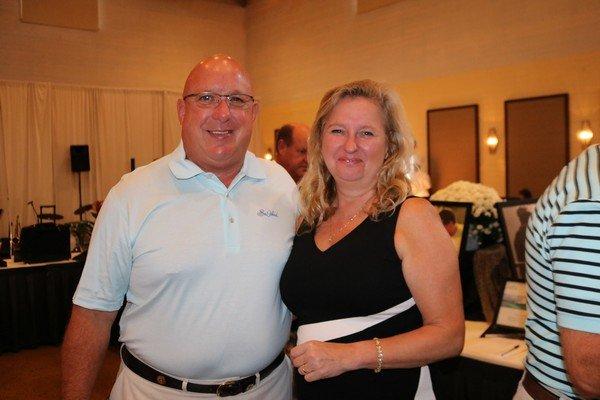 Pat and Vicki Stokes